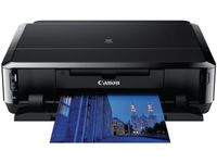 CANON PIXMA iP7250 A4 9600dpi auto double side print can print to suitable CDs DVDs Blu-ray Disks (6219B006)