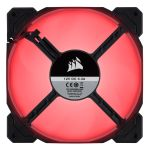 CORSAIR Fan, AF140, LED Red, 140mm, Single Pack (CO-9050086-WW)