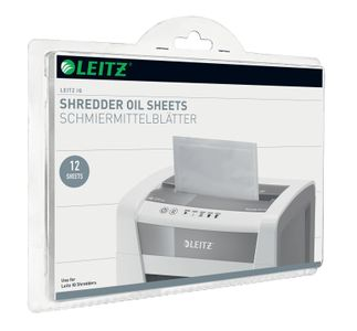 LEITZ Oil Sheets - Leitz IQ 12pcs (80070000)