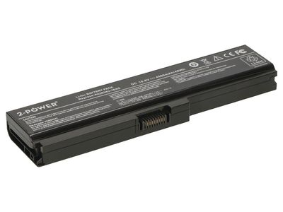 2-POWER Main Battery Pack 10.8v 4400mAh Tilsvarende PA3634U-1BAS (CBI3036A)
