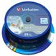 VERBATIM BD-R Single Layer 25GB 4X Scg.