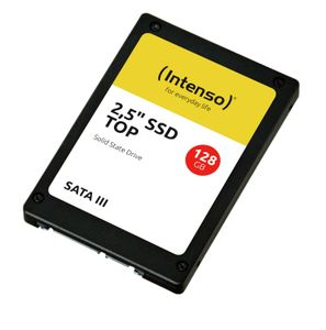 INTENSO Top SSD SATA3 0128GB 2,5  (3812430)