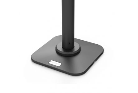 """MacLocks Free Standing Base 8"""" for RISE Pole (TCDP8FB)"""