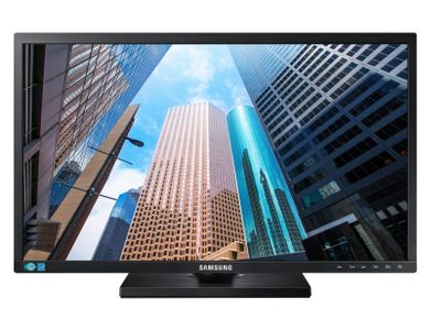 SAMSUNG 23.6IN ADPLS-LED 1920X1080 16:9 5MS S24C650PL1000:1 HDMI/DP IN (LS24E65UPL/EN)