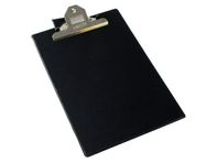 Clipboard STAPLES enkel sort