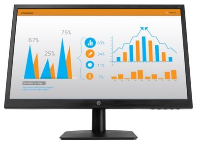 HP N223 21.5-inch Monitor (3WP71AA#ABB)