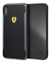 FERRARI - SF - RACING SHIELD - PRINTED CARBON EFFECT - BLACK IP 6.5