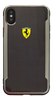 FERRARI - SF - RACING SHIELD - PRINTED ALUMINIUM EFFECT - BLACK IPX
