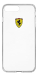 FERRARI SCUDERIA - RACING SHIELD FULL TRANSPARENT TPU CASE (FEHCP7TR1)