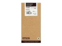 EPSON Photo Black Ink Cartridge 350 ml  (C13T596100)