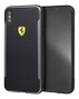 FERRARI - SF - RACING SHIELD - PRINTED ALUMINIUM EFFECT - BLACK IP 6.5