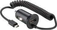 Car charger w.Micro USB