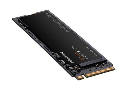 WESTERN DIGITAL Black SN750 500GB M.2 SSD M.2 2280, PCIe 3.0 x4, NVMe, up to 3470/ 2600MB read/ write. 300TBW (WDS500G3X0C-00SJG0)