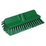 Hi-low børste, Vikan, 26, 5x15x10cm,  grøn, PP/ polyester/ rustfrit stål, medium børstehår *Denne vare tages ikke retur*