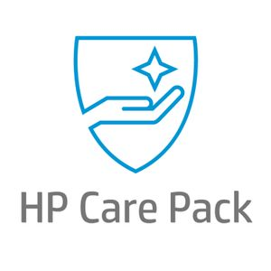 HP 3 år Care Pack m/ standard utskifting for Officejet Pro-skrivere (UG198E)