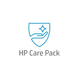 HP E-Care Pack 4 years P+R (UB0G7E)