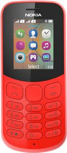 NOKIA 130 Red Phone (A00028658)