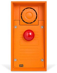 2N 2N©Helios IP Safety - red (9152101MW)
