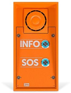 2N 2N©Helios IP Safety - 2 button (9152102W)