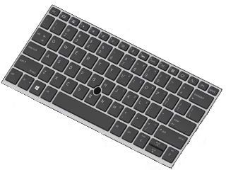 HP Keyboard (SPANISH) (L13697-071)