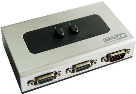 ST LAB Serial 2 : 1 Signal Switch (G-180)