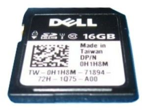 DELL 16GB SD Card For IDSDM Cus Kit (385-BBLK)
