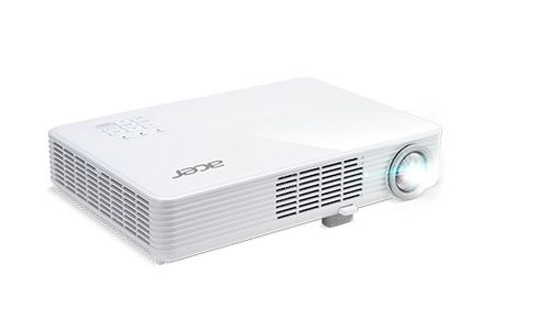 ACER PD1320Wi DLP Projector LED WXGA 1280x800 2000Lumen 1000000:1 33dB 29dB Eco HDMI MHL D-Sub USB A Composite Audio (MR.JR311.001)