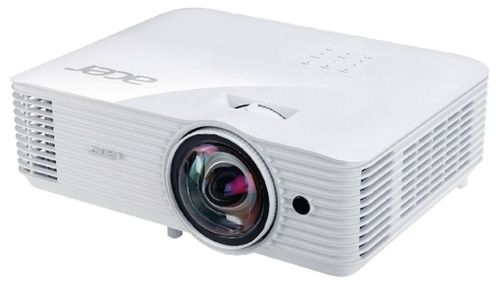 ACER S1286H - DLP Projector - 3500 ANSI Lumens - 3D - Portable - White (MR.JQF11.001)