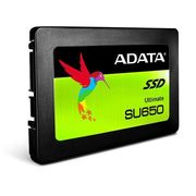 A-DATA SSD 2,5 120GB ADATA SU650 520/320 75K max.