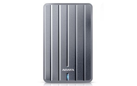 A-DATA External HDD Adata HC660 2TB USB 3.0 GRAY COLOR BOX (AHC660-2TU31-CGY)