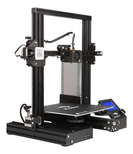 CREALITY 3D Ender 3, 3D printer, big print size, heated plate, PLA/ABS (ENDER-3)