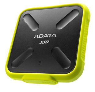 A-DATA Adata SSD SD700 512GB, 440/ 430MB/ s,  USB3.1, yellow (ASD700-512GU31-CYL)