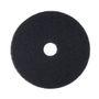 Abena Gulvrondel, 3M Economy Line, Ø35,5cm, sort, 85 mm, 14 tommer *Denne vare tages ikke retur*