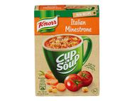 KNORR Cup a Soup KNORR Minestrone (F92040*12)