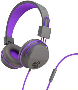 JLAB AUDIO JBuddies Studio Kids, purple (IEUHJKSTUDIORGRYPRP6)