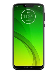 MOTOROLA Moto G7 Power ceramic black Android 9.0 Smartphone (PAE90014IS)