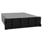 SYNOLOGY Bundle RS2818RP+ 16-Bay NAS-Rackmount + ext.warranty 2 years (EW202+RS2818RP+)