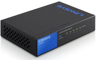 LINKSYS BY CISCO UNMANAGED SWITCHES 5-PORT (LGS105-UK)
