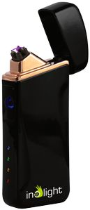 INOLIGHT CL 6, pocket arc lighter, touch button, dual coil, 100 ign. (555-600)