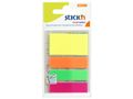 GENERIC BRANDS Notes Stick'n Notes 45x12,4x25 3 färg