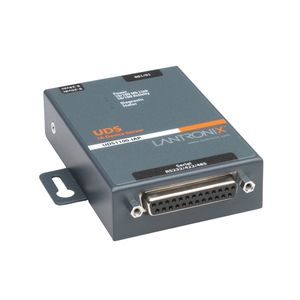 LANTRONIX DEVICE SERVER IA 1PORT WITH INTERNATIONAL POWER SUPPLY  IN CPNT (UD1100IA2-01)