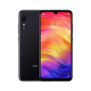 XIAOMI Redmi Note 7 64-A-16,0 bk | Redmi Note 7 4G DS EU black (MZB7559EU)