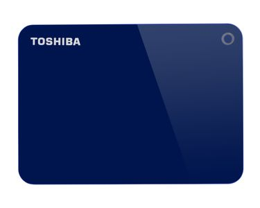 TOSHIBA Canvio Advance 2.5 1TB blue (HDTC910EL3AA)