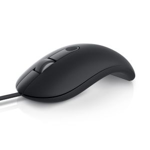 DELL WIRED MOUSE W/ FINGERPRINT READER - MS819                   IN PERP (DELL-MS819-BK)