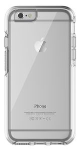 OTTERBOX SYMMETRY CLEAR IPHONE 6/6S CLEAR ACCS (77-55129)