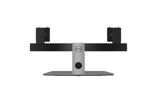"DELL MDS19 Dual Monitor Stand - Stativ for 2 skærme - skærmstørrelse: 19""""-27"""" (DELL-MDS19)"