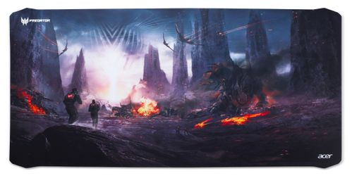 ACER Predator Gaming Mousepad XXL Size Gorge Battle (NP.MSP11.00A)