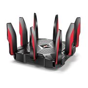 TP-LINK AC5400 Tri-Band Wi-Fi Router Broadcom 1.8GHz quad-core CPU 802.11ac/a/b/g/n 2167Mbps at 5GHz 1+ 2167Mbps at 5GHz 2+ 1000Mbps