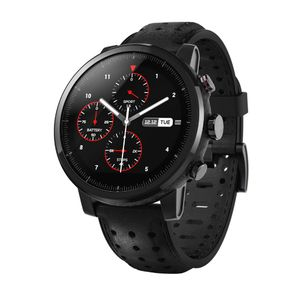 XIAOMI Amazfit Stratos Plus Smartwatch black EU (UYG4039RT)