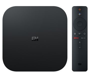 XIAOMI Smart Home Mi TV Box S Black (MDZ22AB)